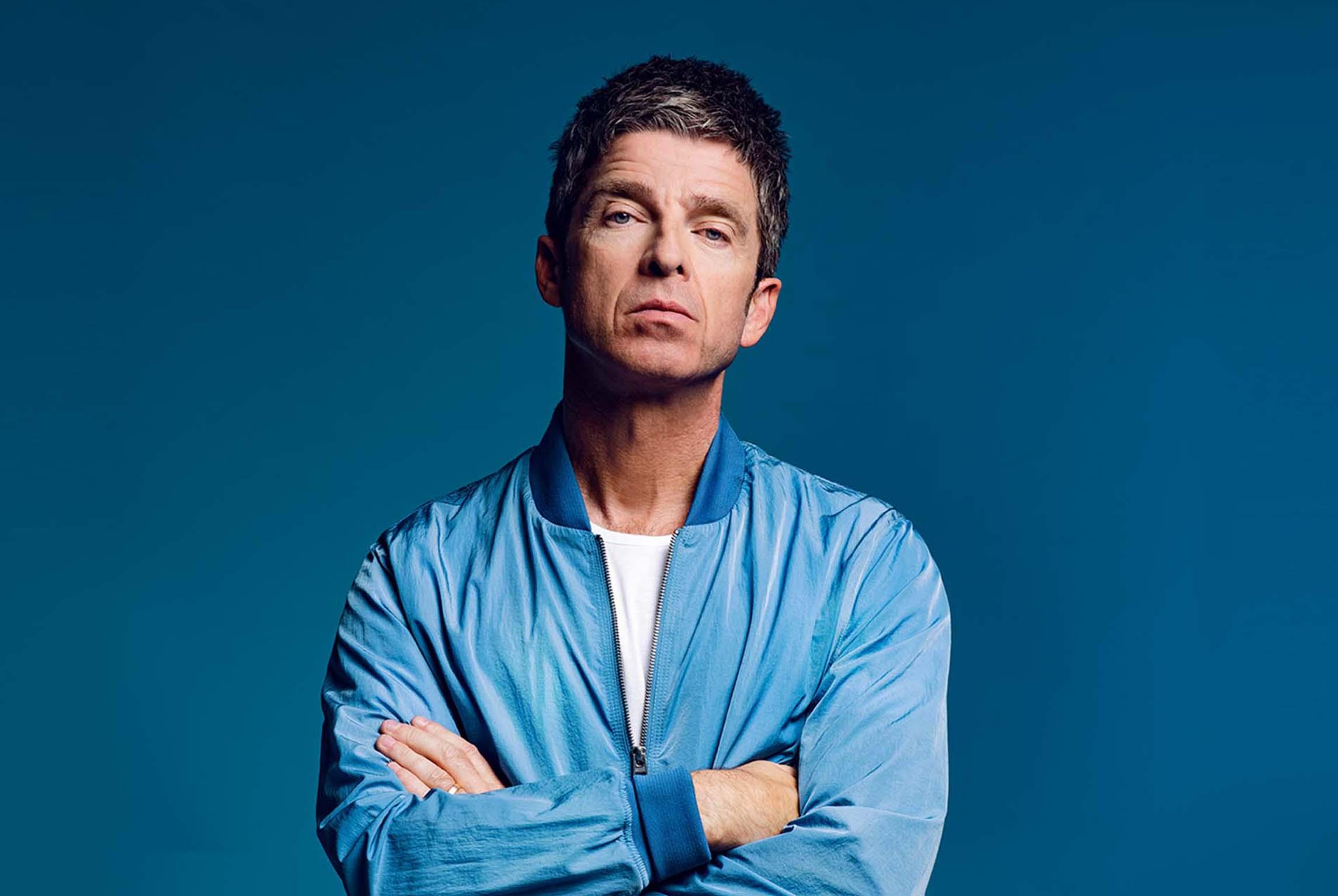 Packshot of Noel Gallagher's High Flying Birds